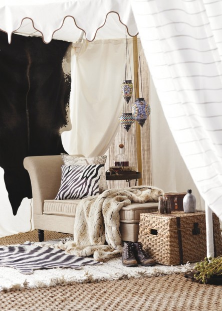 Old is new again in home fashions