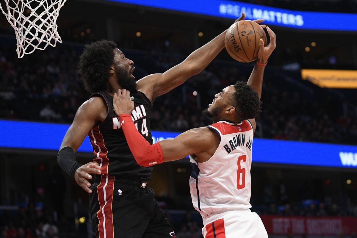 Heat Wizards Basketball