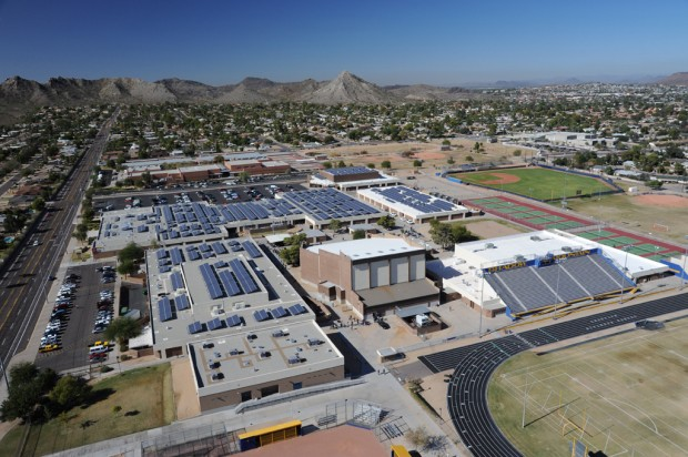 Local solar firm Solon installs major systems in Phoenix ...