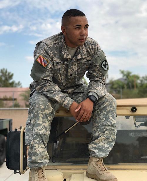 Citizen-Soldier Loss Felt Across Force, Community