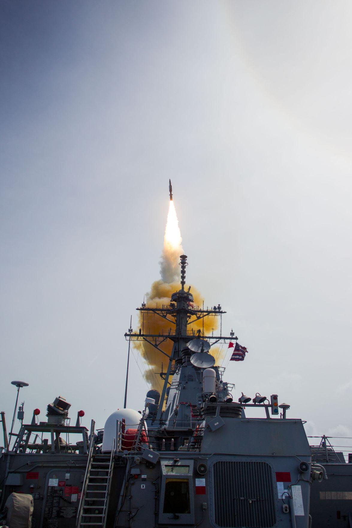 Raytheon interceptors go 1-for-2 in latest test