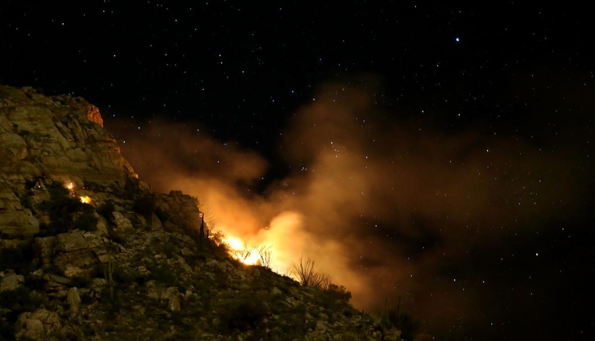Pontatoc Fire