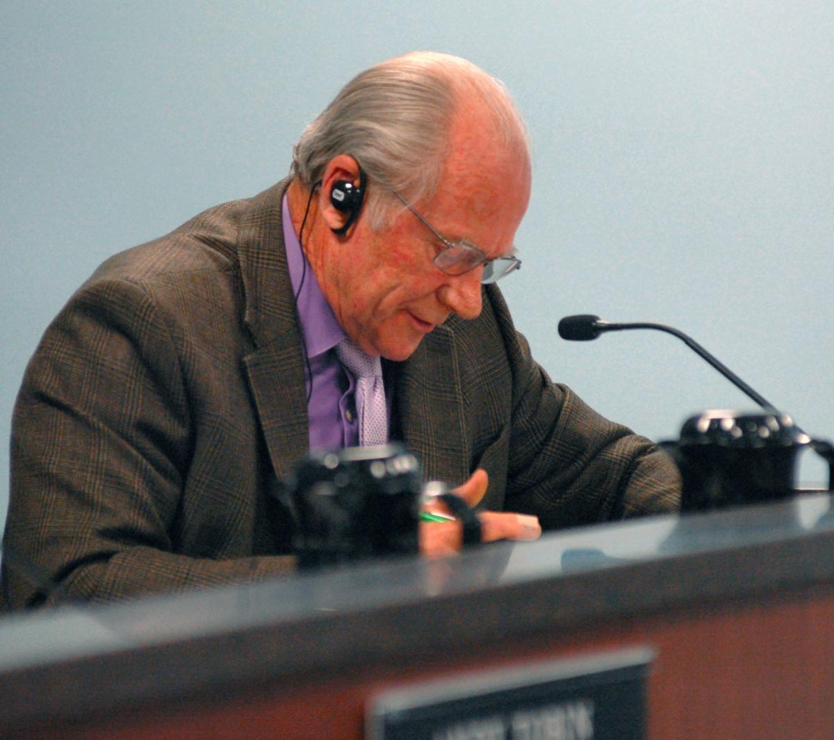 Commissioner Bob Burns