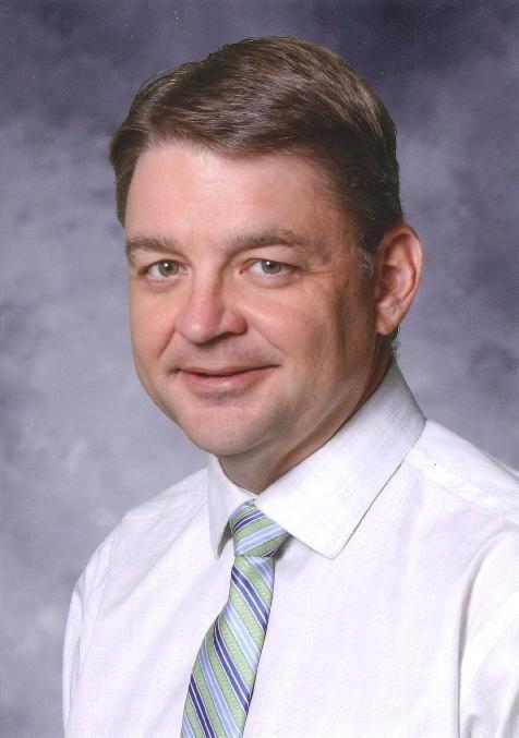 Pastor Adam Mueller, Redeemer Lutheran Church