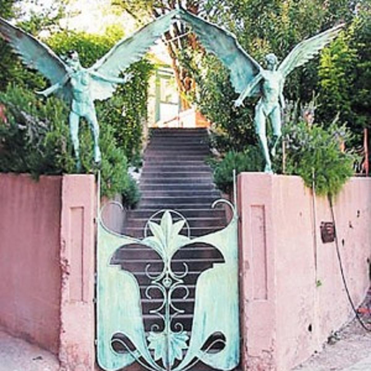 Tour 10 High Desert Gardens In Old Bisbee Tucson Gardens