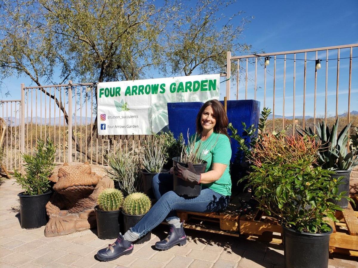Four Arrows Garden