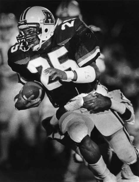 Big Man on Campus: Cholla's Top 10: Johnson was best RB in Tucson in 1980
