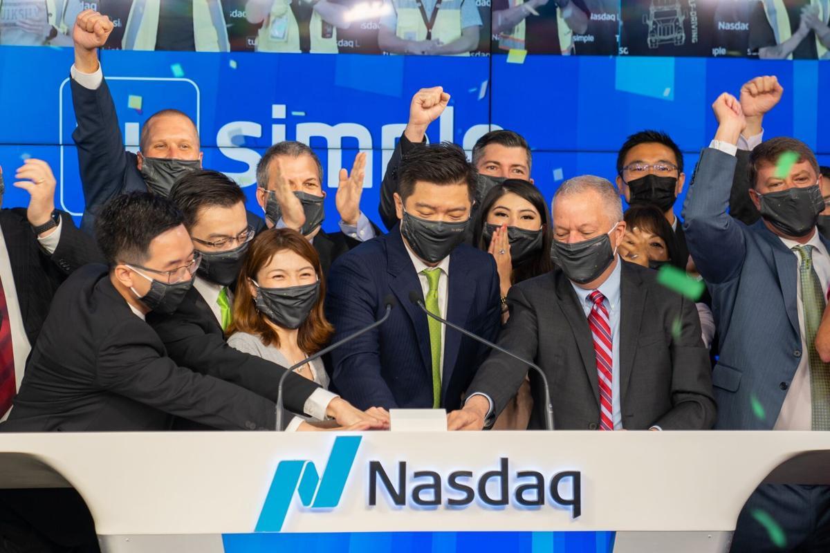 TuSimple IPO
