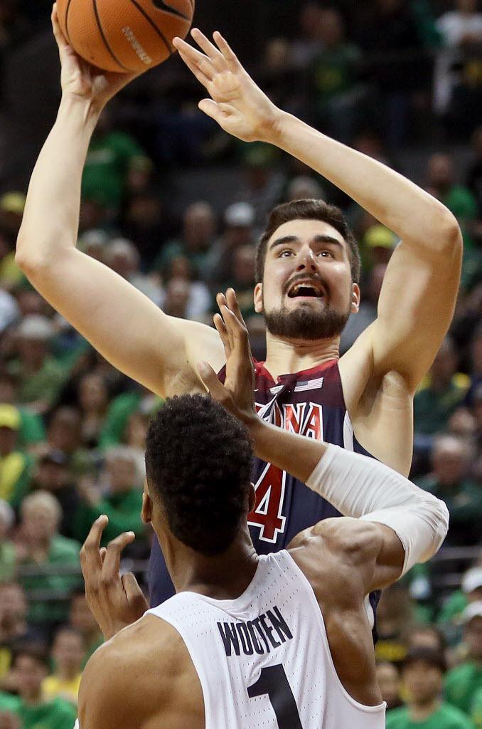 Arizona vs Oregon