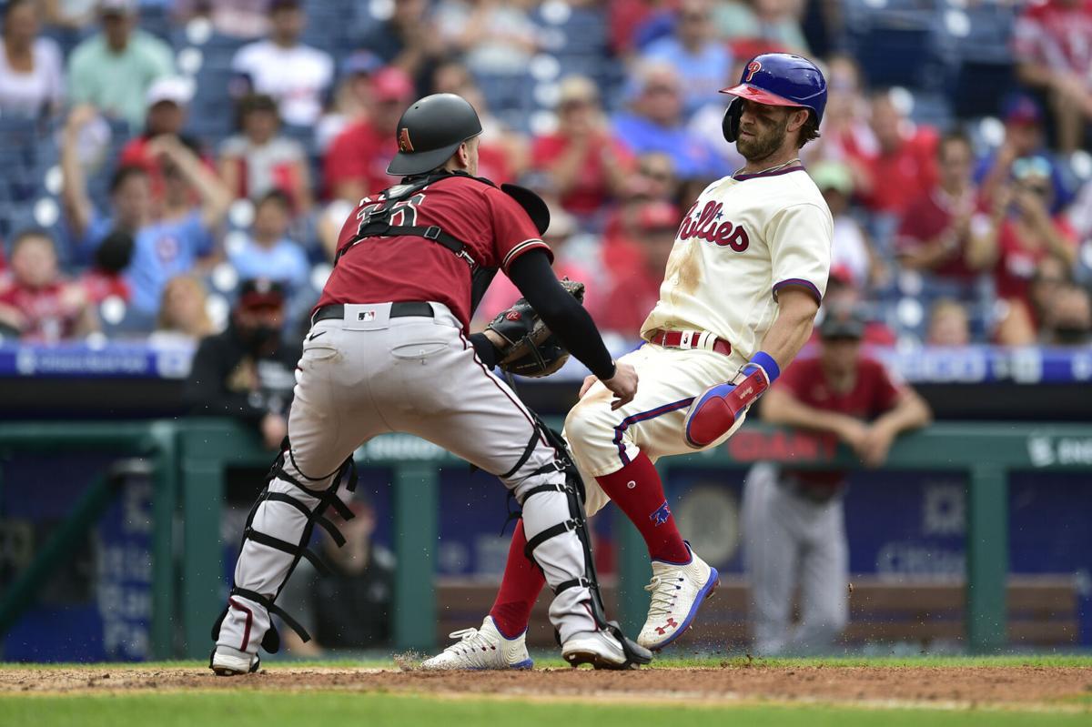 Diamondbacks Phillies Baseball