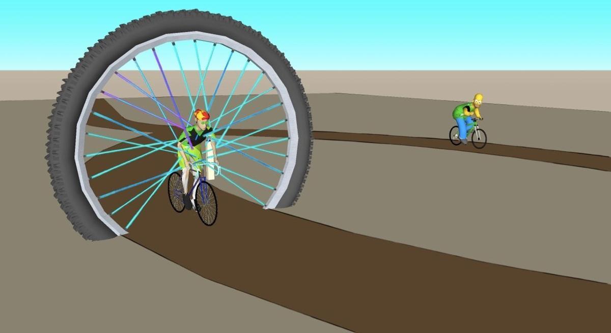 Wet Wheel