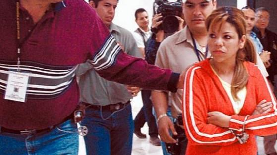 """Resultado de imagen para Silvia Consuelo Arvizu, alias """"La Chiva"""