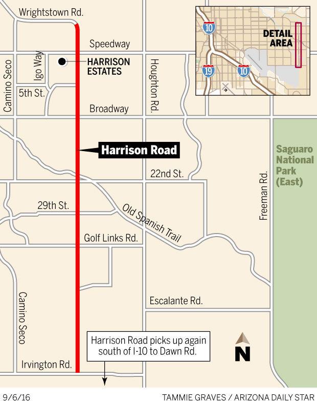 Harrison Road