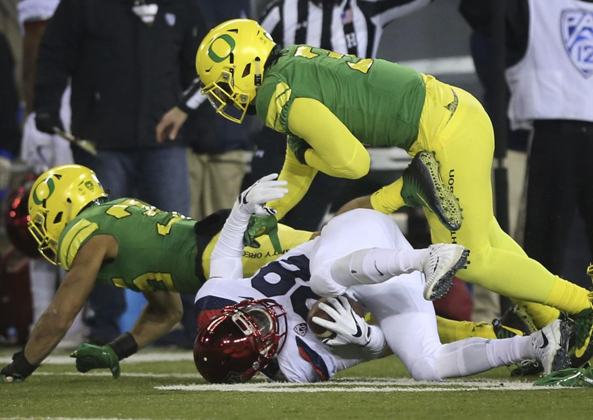 Arizona Oregon Football