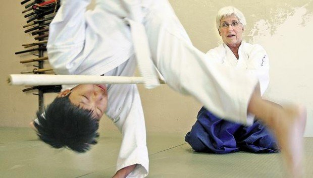 Opinion by Bonnie Henry : Down to the mat