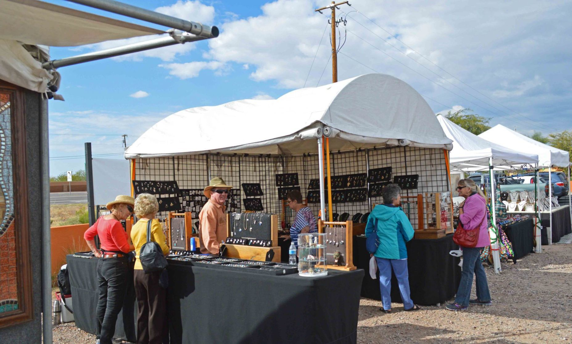 Arts and Crafts Festival u2014 Tanque Verde & Tucson craft fair flea markets and shopping March 4-10 ...