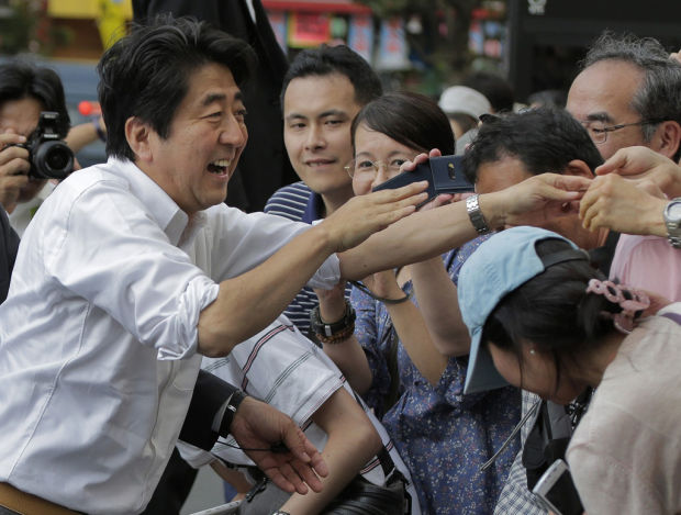 Japan vote today expected to solidify ruling party agenda