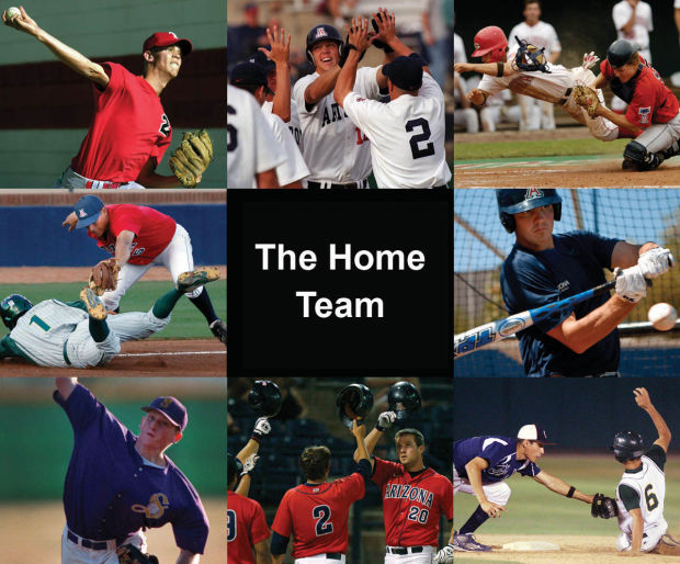 The Home team: Minor leaguers with Southern Arizona ties