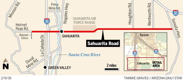 Sahuarita Road