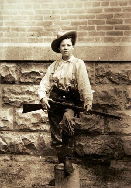 Pearl Hart Female Bandit The Old West Tucson Com