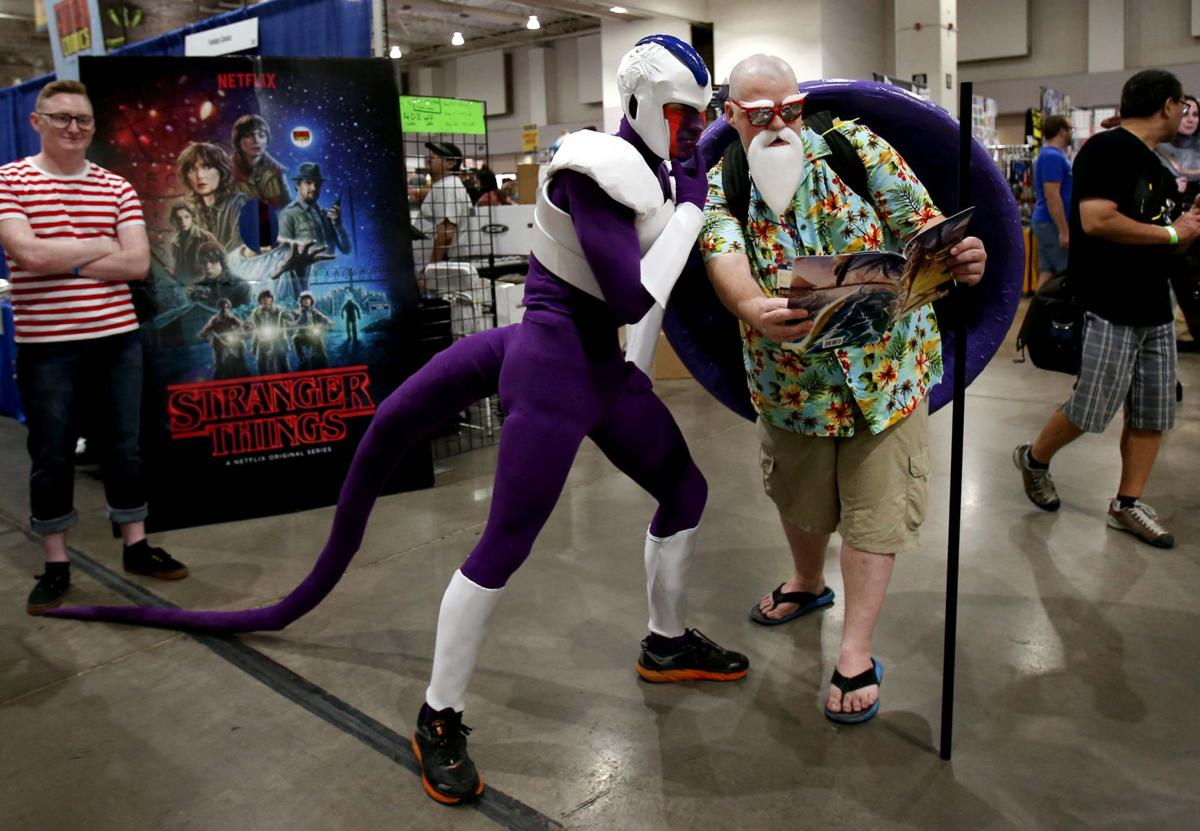 27c36c3b8 Tucson Comic-Con offers an excuse to geek out, dress up ...