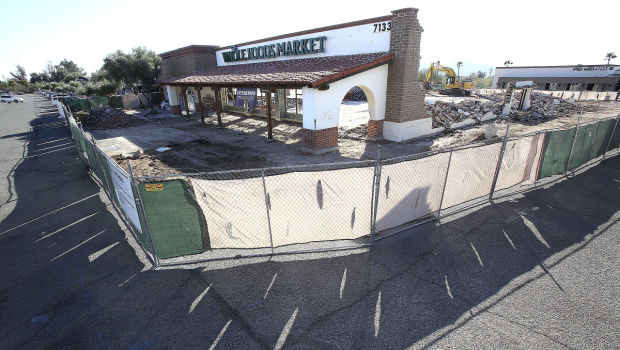 Whole Foods sets opening date for rebuilt Tucson store   News About Tucson and Southern Arizona ...