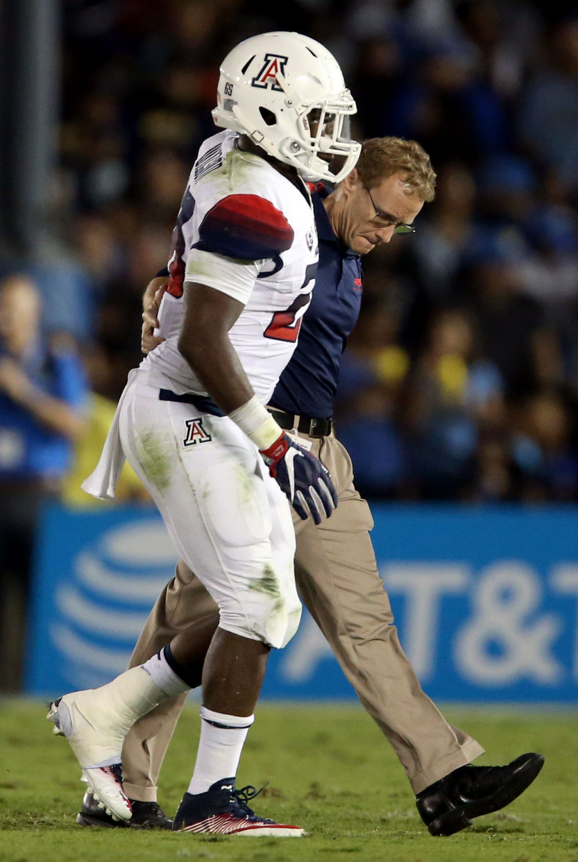 Nick Wilson s early exit just the first during the Arizona Wildcats ... ecc7cb4e8