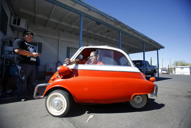 More than curiosity: Small cars inspire dedicated collectors