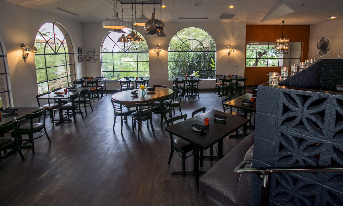 Contigo Latin Kitchen Opened At The Westin La Paloma In The Spring Of 2014,  Moving Into The Former Home Of Poppy Kitchen.
