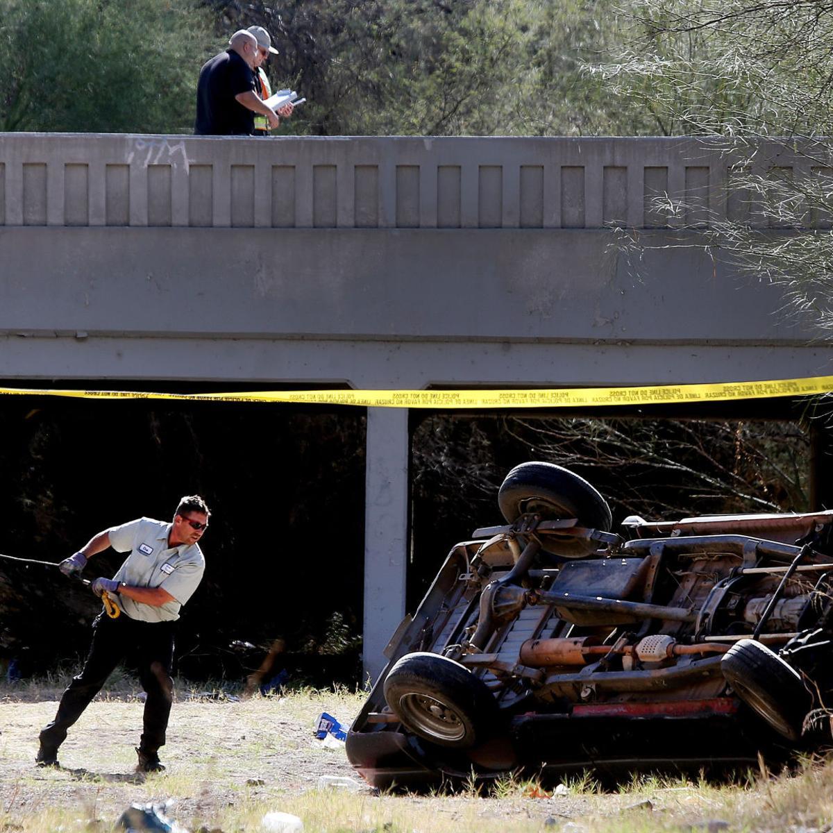 Police investigating fatal crash on Tucson's southwest side | Local