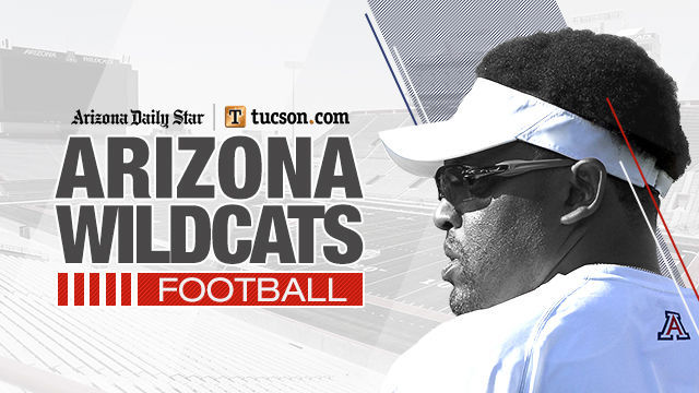 NEW Arizona Wildcats football logo 2 Sumlin UA