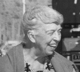 Tales from the Morgue: Eleanor Roosevelt