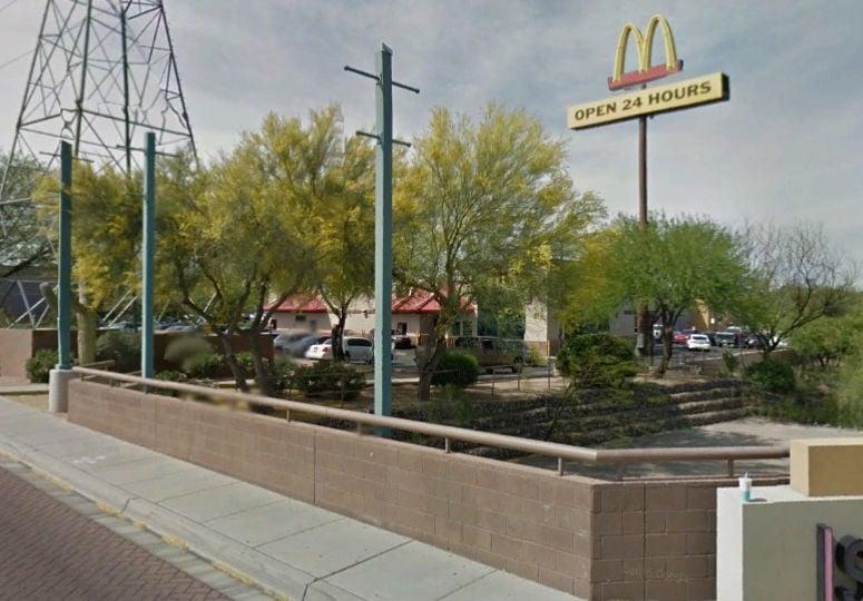 McDonald's, 1187 W. Irvington Road