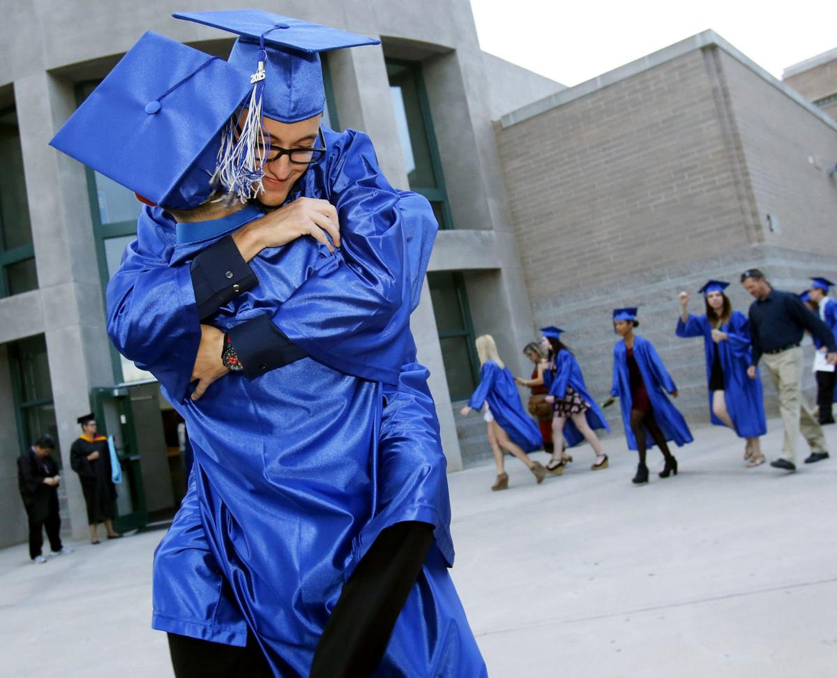 Catalina Foothills HS Graduation