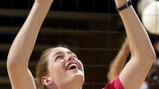 Where are they now? Program-changing setter Dana Burkholder still dedicated to volleyball