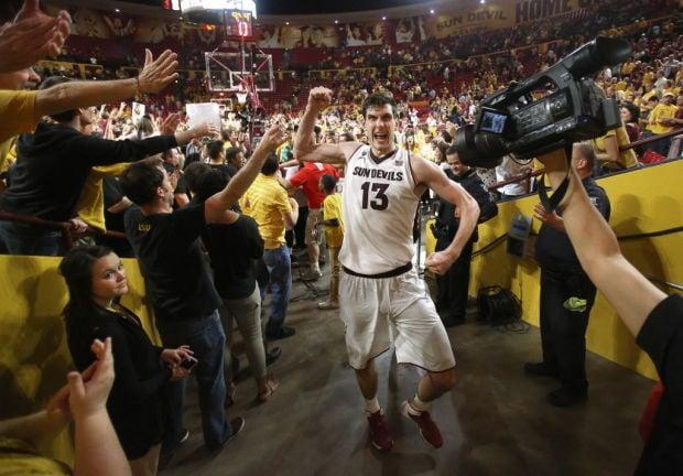 University of Arizona vs. Arizona State men's college basketball