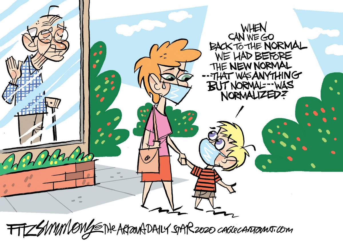 Daily Fitz Cartoon Normal Local Editorials And Opinion Tucson Com