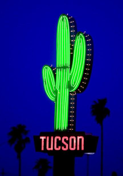 Visitors bureau changes name to 'Visit Tucson'