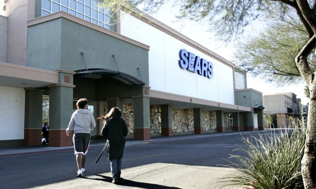 1b4fa0f24e0096 Sears to keep Tucson stores amid bankruptcy  Sierra Vista store to close