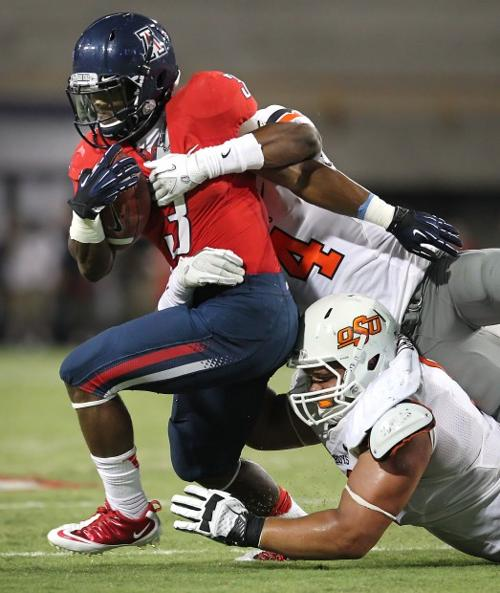 Arizona vs. Oklahoma State college football