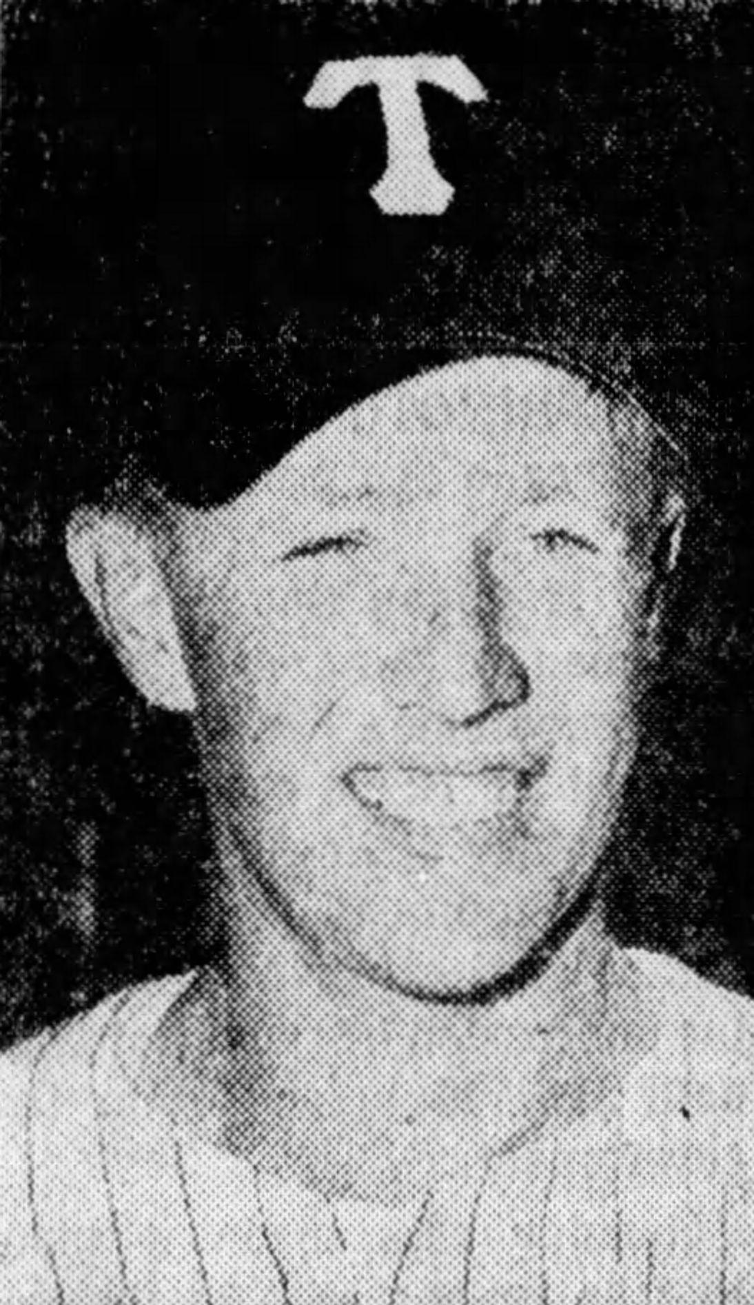 1. LeRoy Reddell, 1953