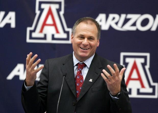 New Arizona head coach