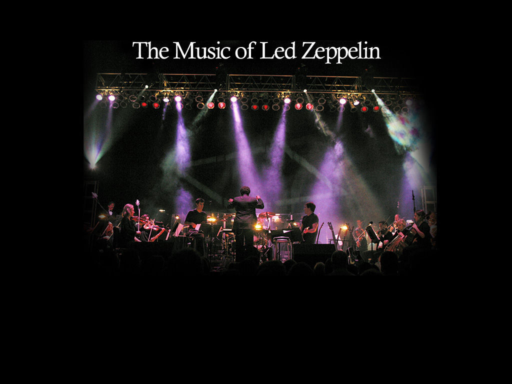 Zep at the symphony