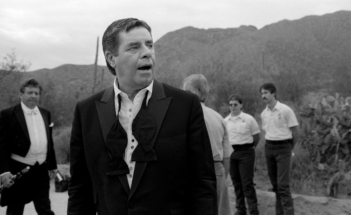 Jerry Lewis in Tucson