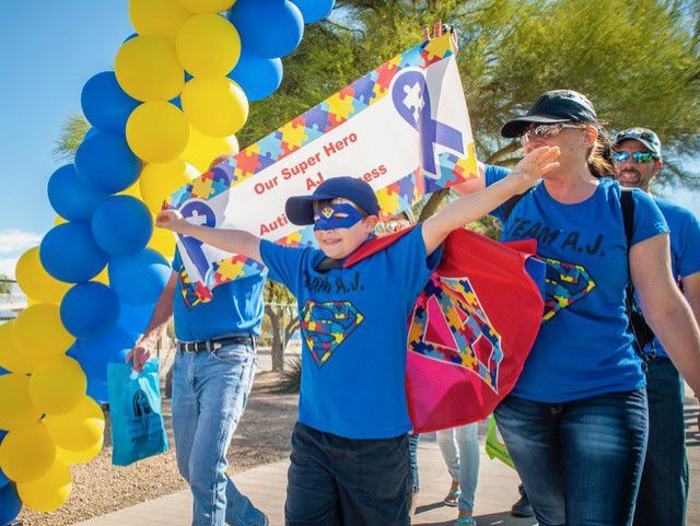 14th Annual Autism Virtual Walk & Interactive Resource Fair