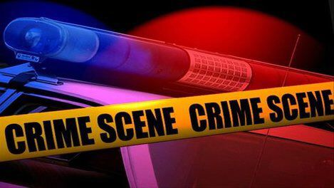 crime scene logo