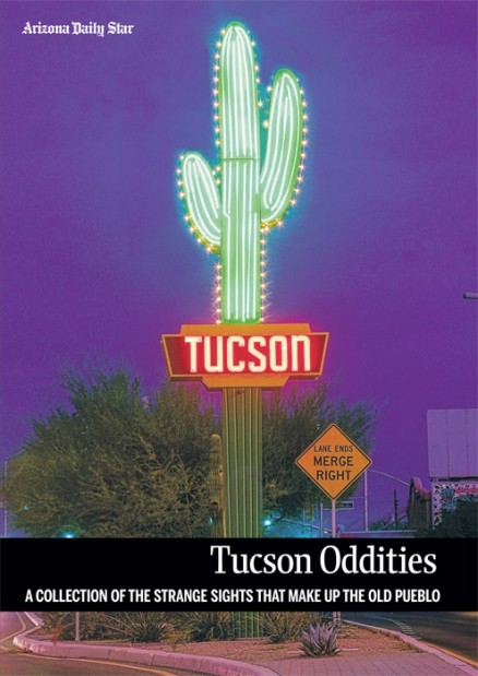 Tucson Oddities book cover