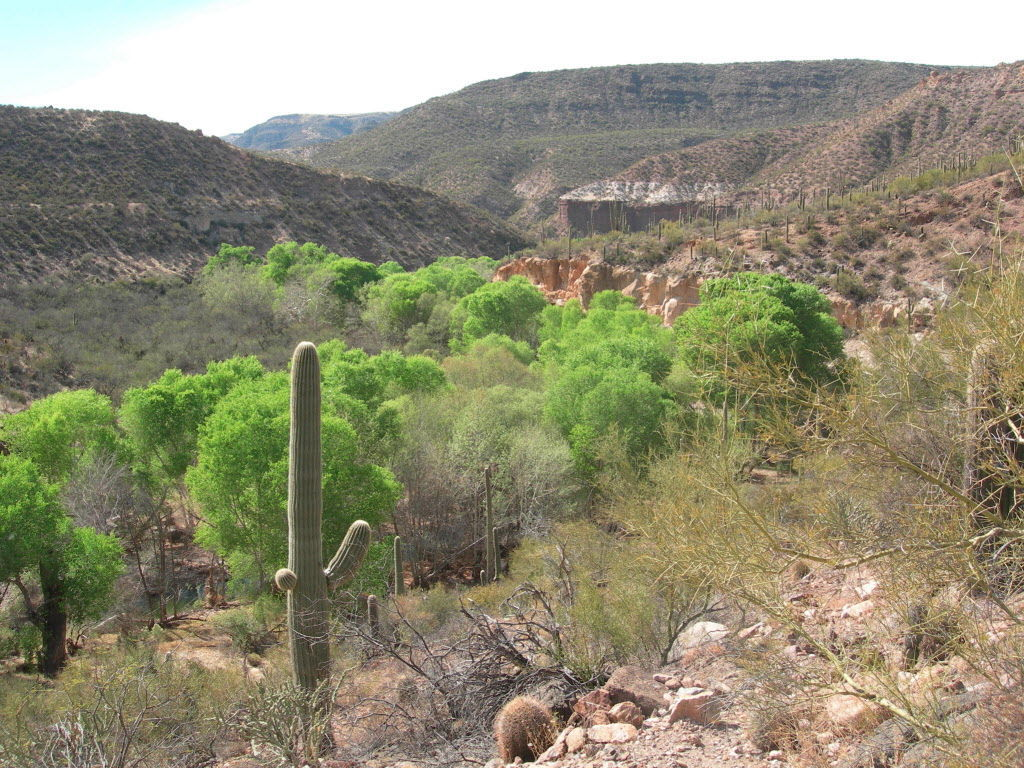 Aravaipa Canyon Could Become Hub For Weapons Testing -4577