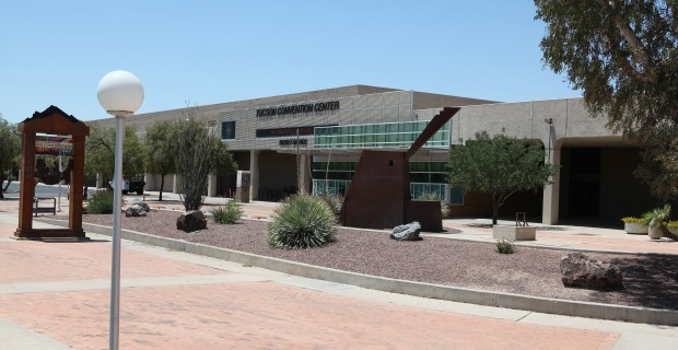 Tucson Convention Center to get new parking garage