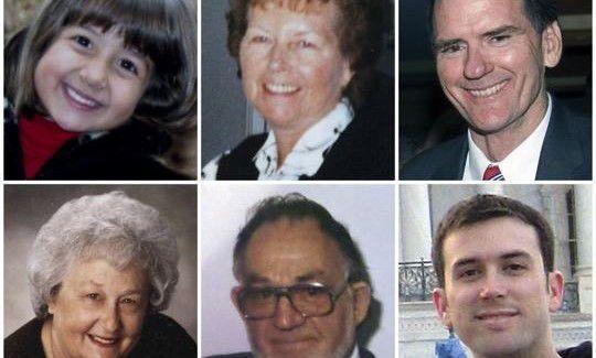 2011 Tucson mass shooting victims (LE)